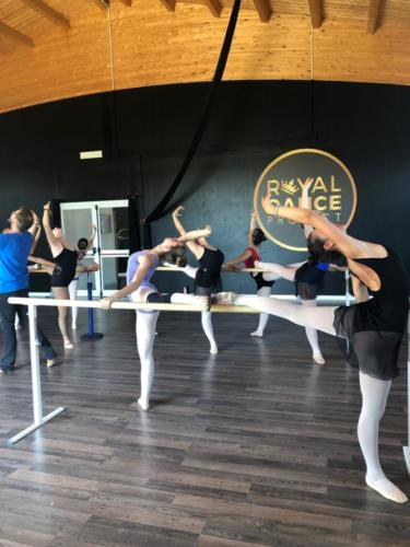 CORSI DI DANZA CLASSICA - ROYAL DANCE PROJECT