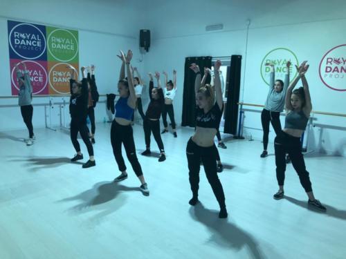 CORSI DI VIDEODANCE - ROYAL DANCE PROJECT